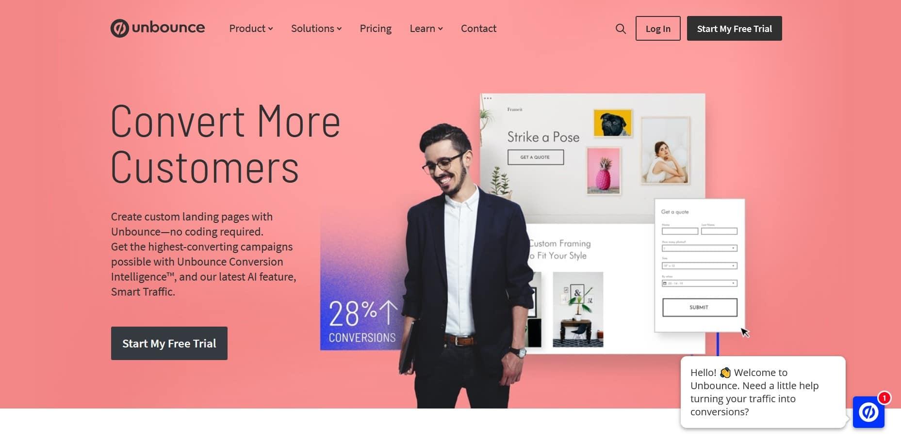 ClickFunnels vs Unbounce, les avantages et les inconvénients