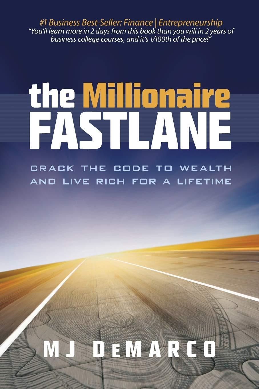 The Millionaire Fastlane est disponible sur Amazon