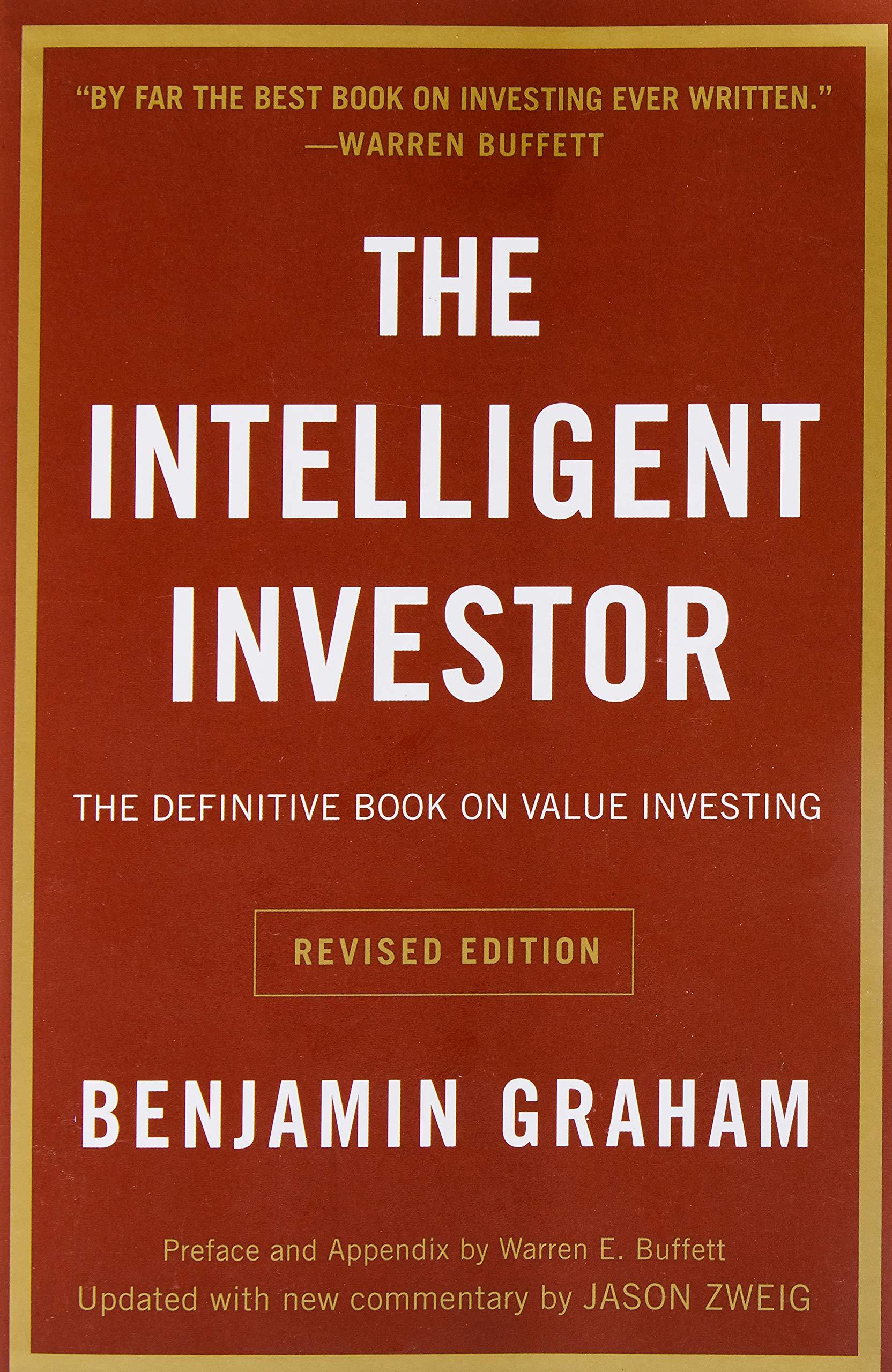 The Intelligent Investor par Benjamin Graham