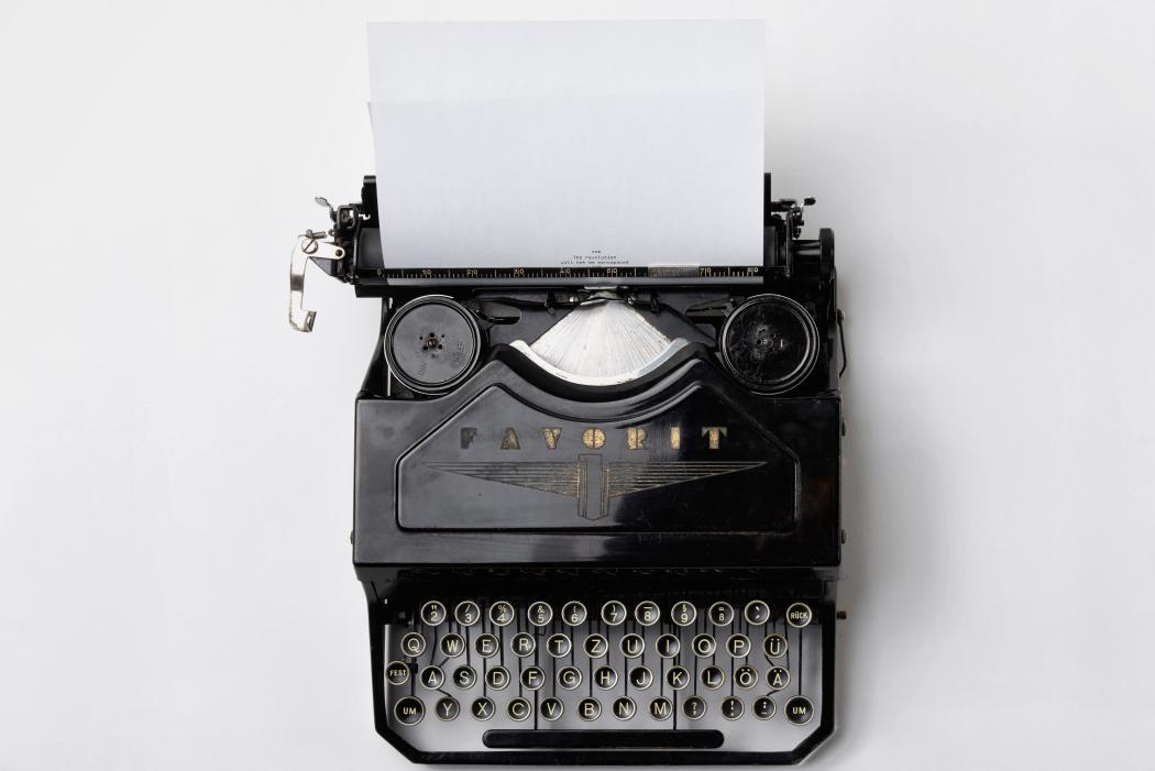 Lancez votre blog - écrire le premier article