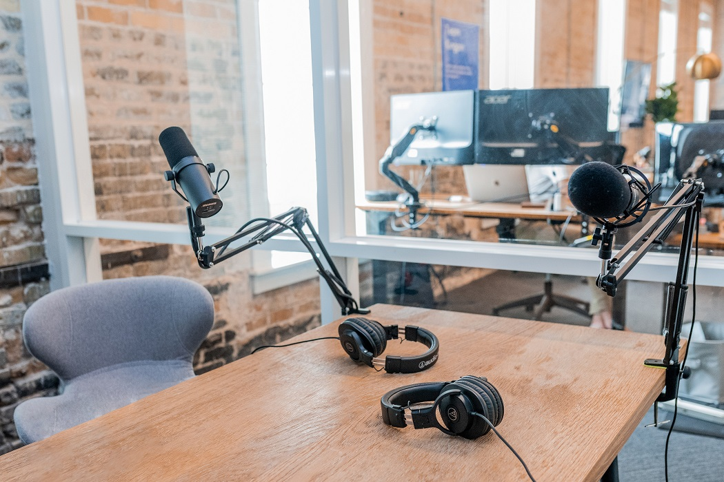 Enregistrer un podcast et partager vos expériences