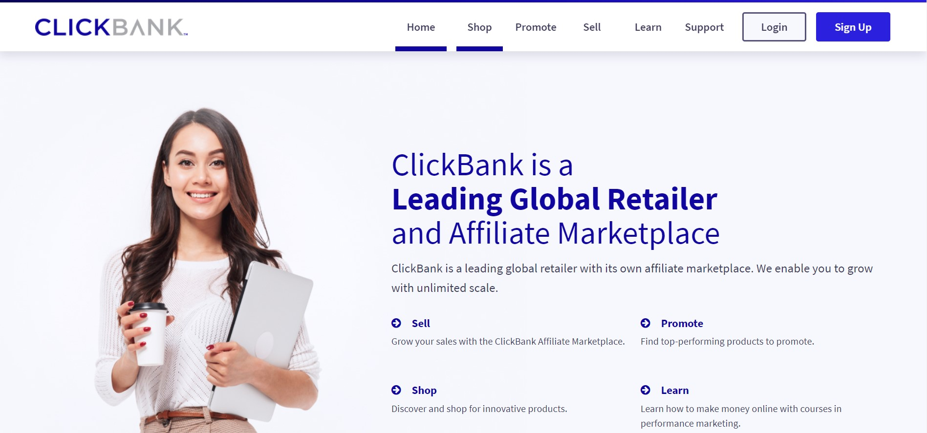 Affiliation avec ClickBank