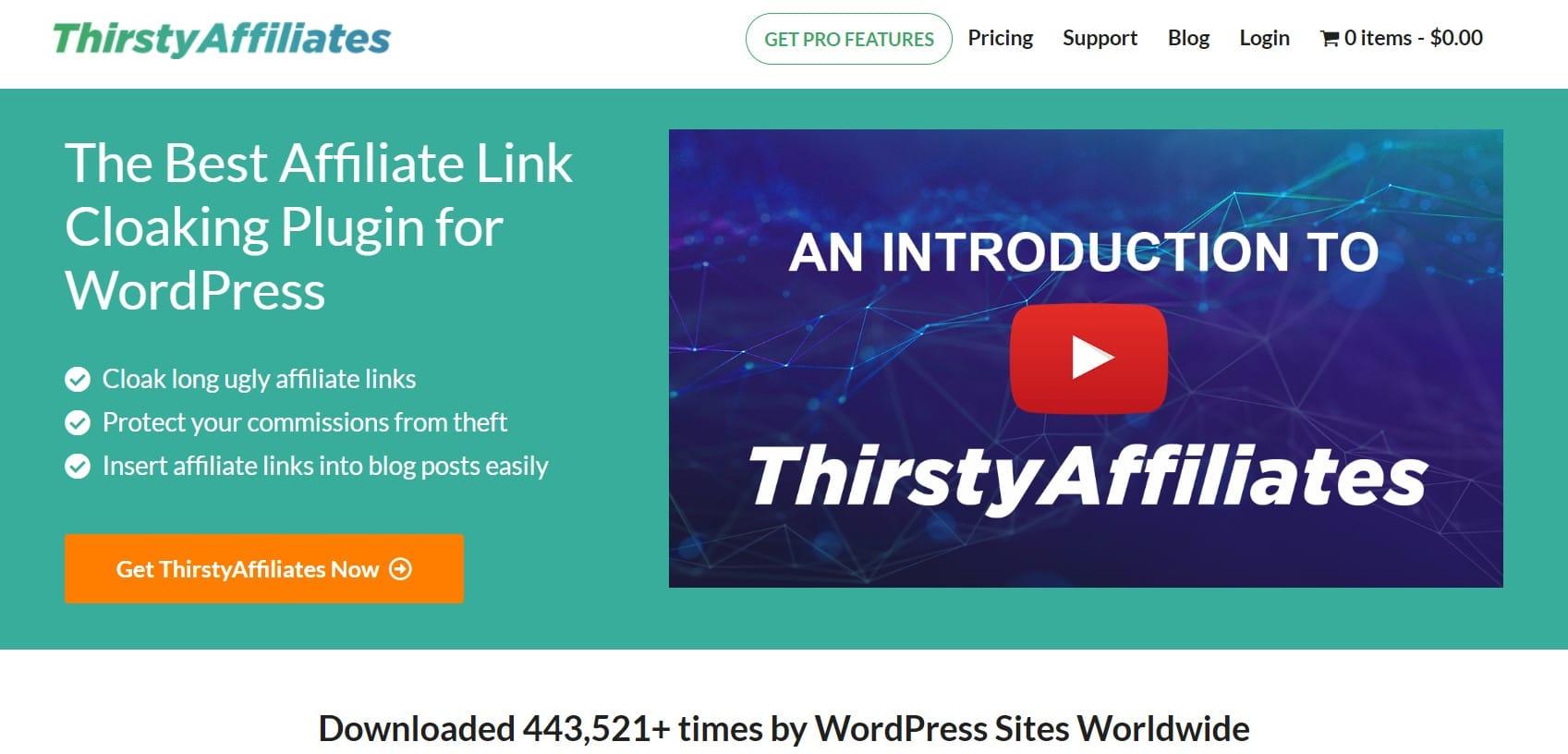 marketing affiliation avec Thirsty Affiliates