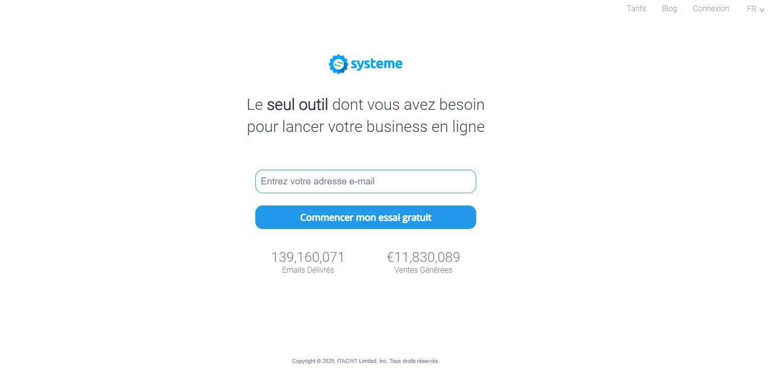 Organiser des webinaires avec Systeme.io