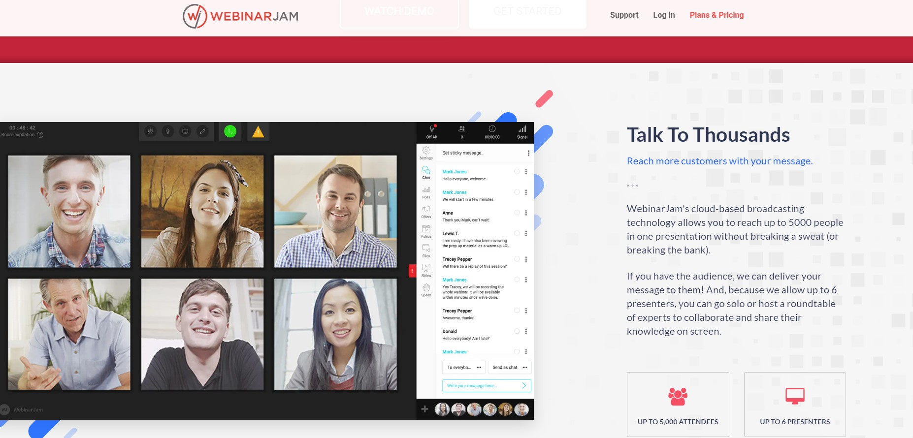 WebinarJam la meilleure plateforme pour vos webinaires?