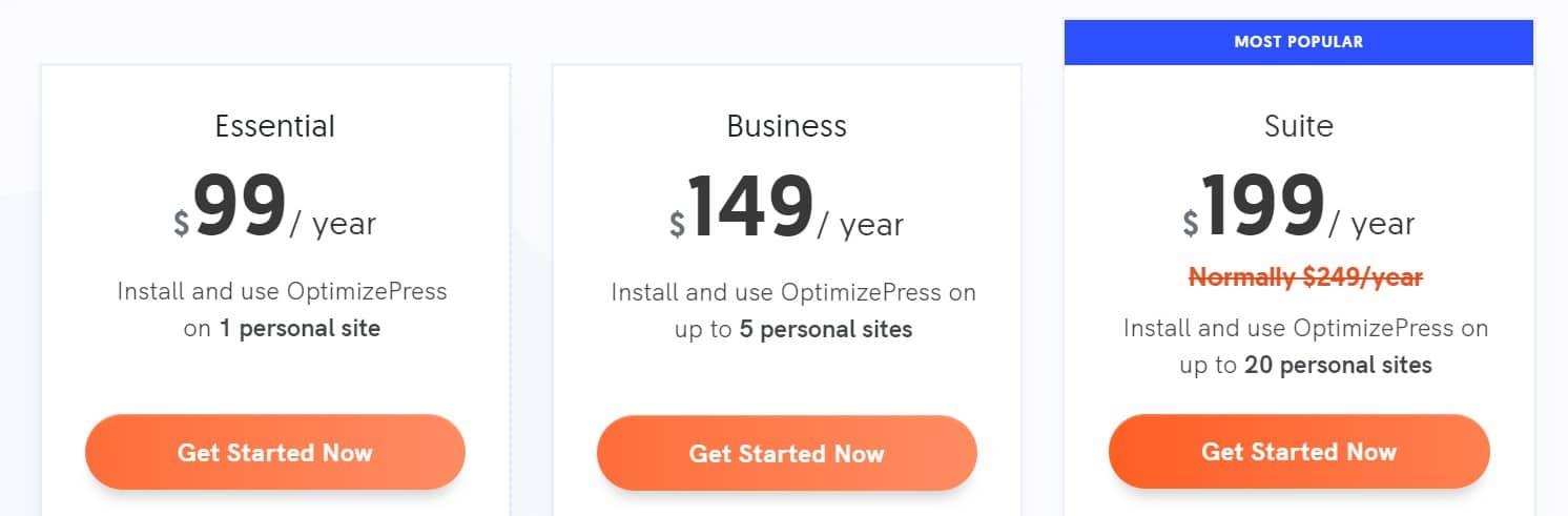 OptimizePress une alternative à Clickfunnels?
