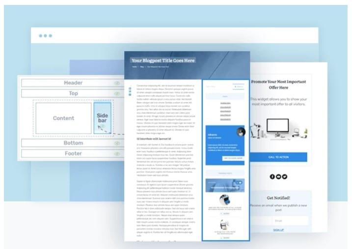 Thrive Theme builder le thème pour votre site de marketing d'affiliation