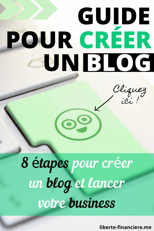 Guide pour créer un blog