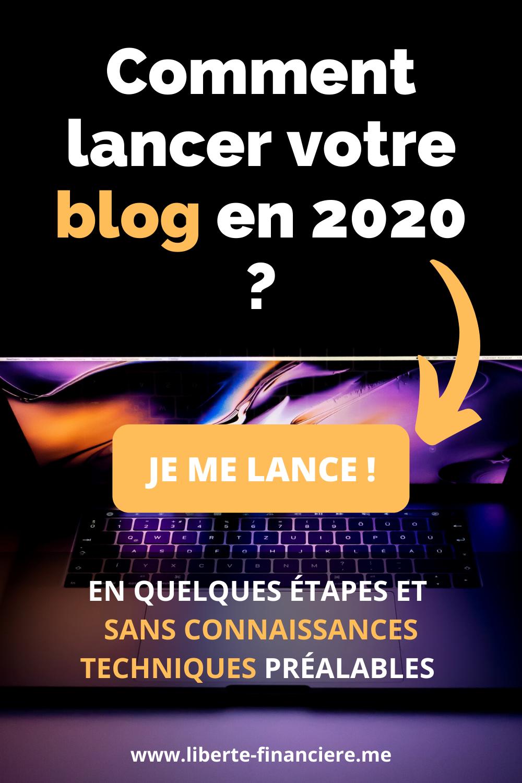 Comment créer un blog en 2020?