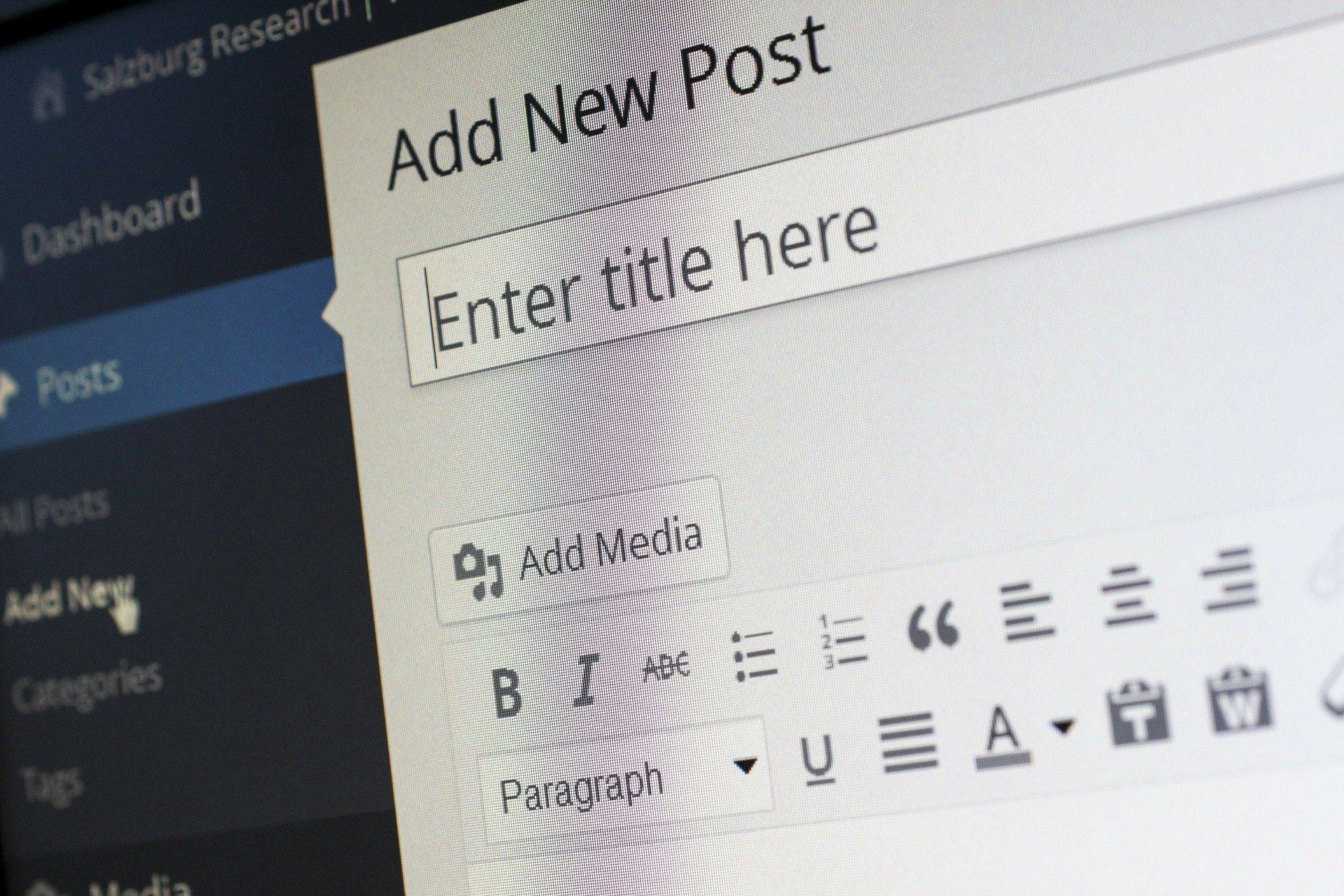 6 bonnes raisons de lancer un blog
