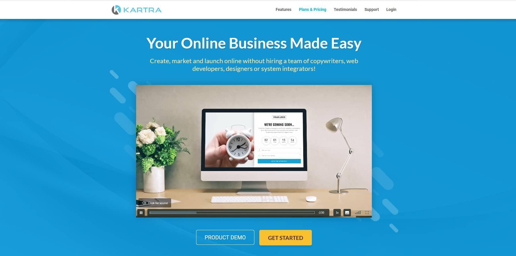 ClickFunnels vs Kartra, les avantages et les inconvénients