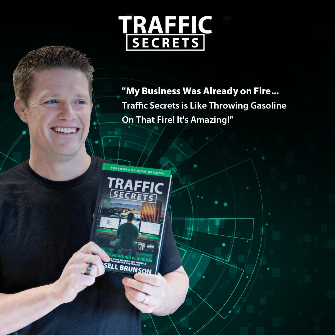 Le Livre Traffic Secrets par Russell Brunson