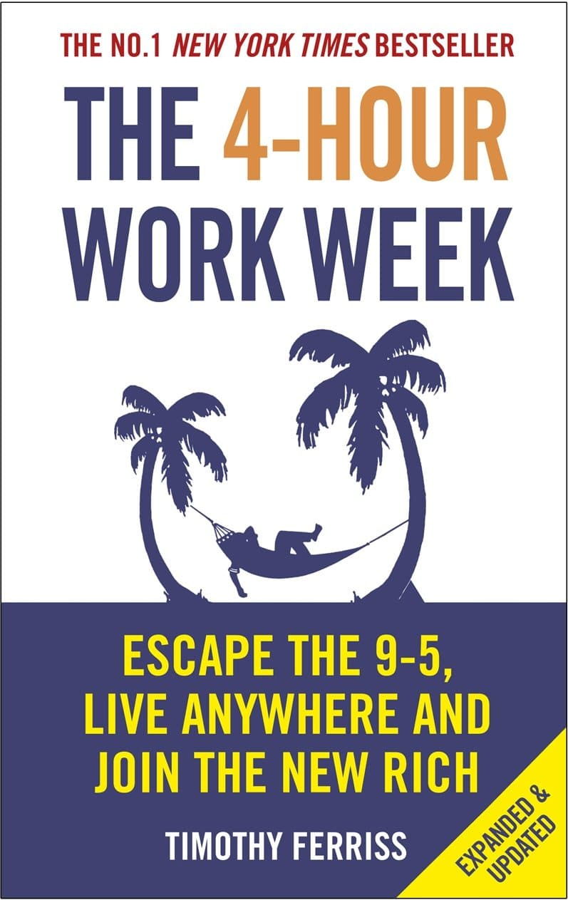 Résumé du livre The 4 hour Work Week par Tim Ferris
