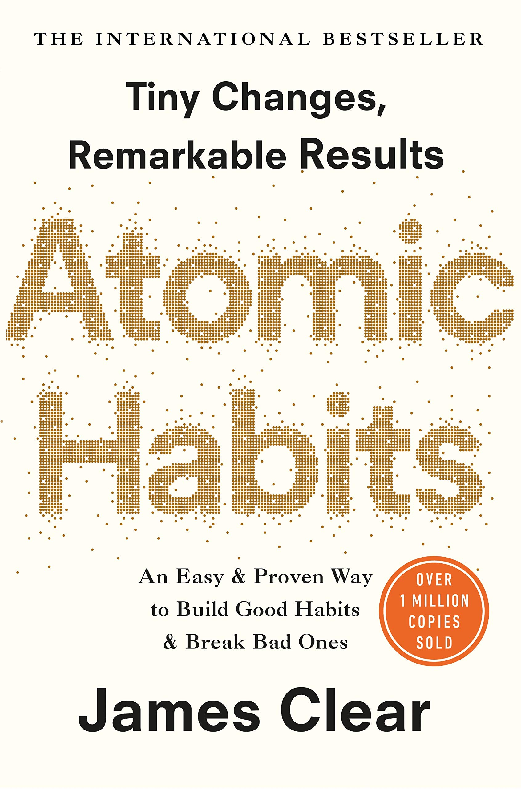 Atomic Habits par James Clear