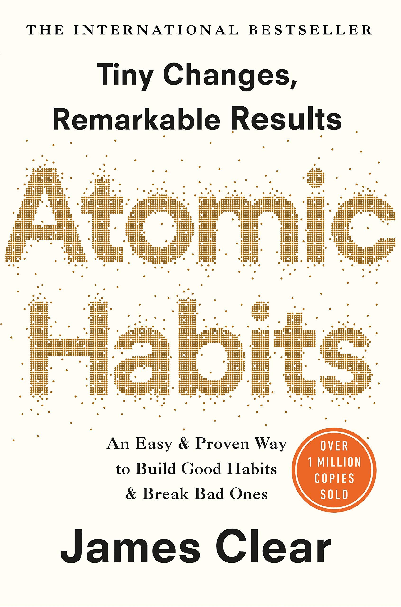 Atomic Habits par James Clear