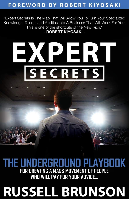 Acheter le livre Expert Secrets de Russell Brunson