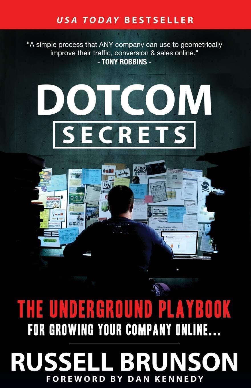 Acheter le Livre DotCom Secrets De Russell Brunson