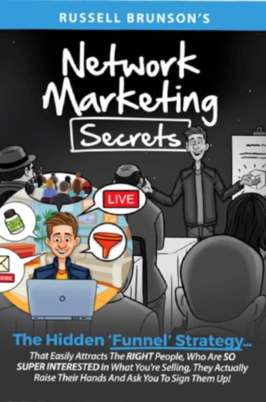Acheter le livre de Network Marketing Secrets