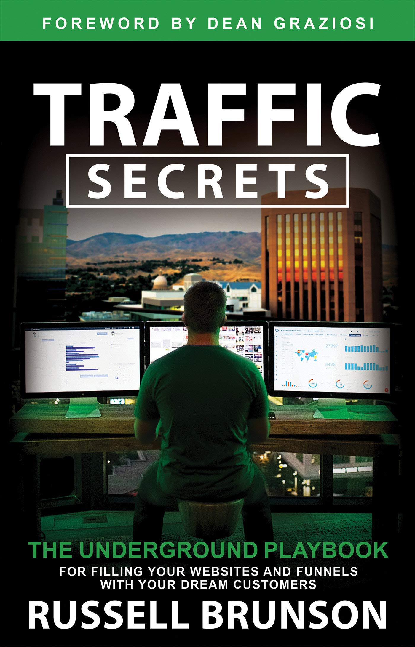 Acheter le livre Traffic Secrets par Russell Brunson